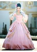 Pink Marie Antoinette Victorian Ball Dress D3015
